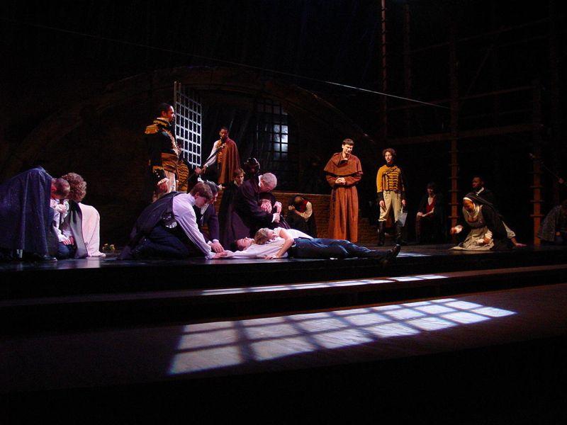 Paul Barnes Director Gallery Clarence Brown Theatre